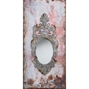 Creative Co-op - Antique Framed Mirror - Vintage Style Home Decor