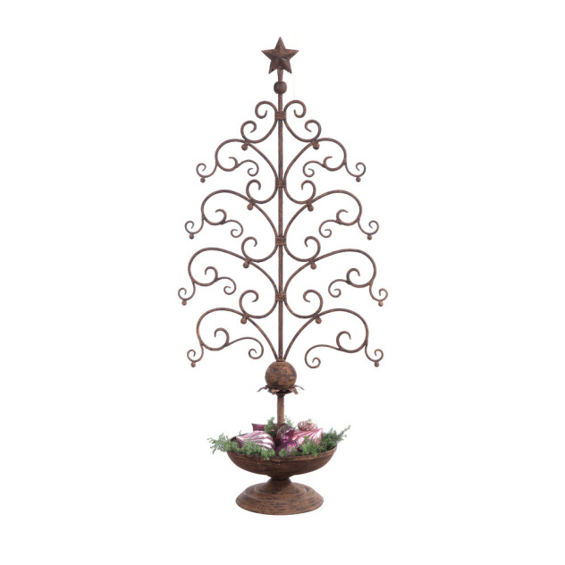 tree many christmas tree ornaments nambe metal christmas tree the IP4eZTiJ