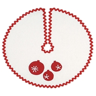 Eastern Accents Tinsel Town Tabletop Tree Skirt