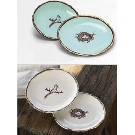 Jeremie Corp - Salad and Dessert Plate - Stoneware