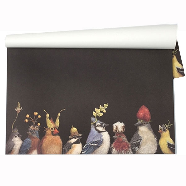Backyard Party Placemats Kitchen Papers