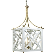 White Basket Chandelier Made In Usa Lowcountry
