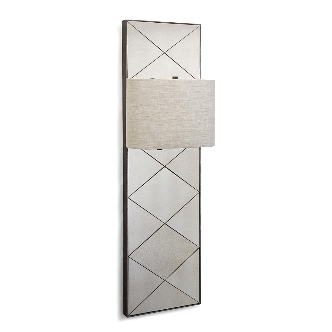 Regina andrew lighting - Regina Andrew Lighting Parisian Tall Panel Sconce