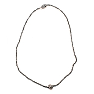 Ronda Smith Jewelry Danielle 20 Silver Necklace