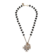 Shannon Koszyk Copic St. Benedict Necklace