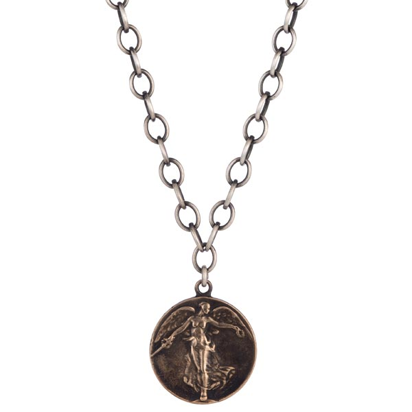 victory sterling silver necklace shannon koszyk