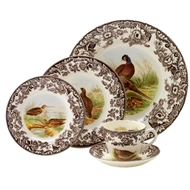 5 Piece Place Setting from Woodland Collection