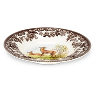 Deer Soup Plate fromWoodland Collection