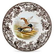 Mallard Dinner Plate from Woodland Collection