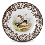 Mallard Salad Plate from Woodland Collection
