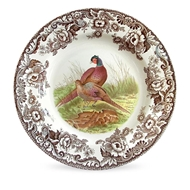 Pheasant Dinner Plate from Woodland Collection