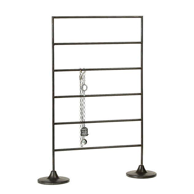 Creative Coop Tall Jewelry Display Ladder