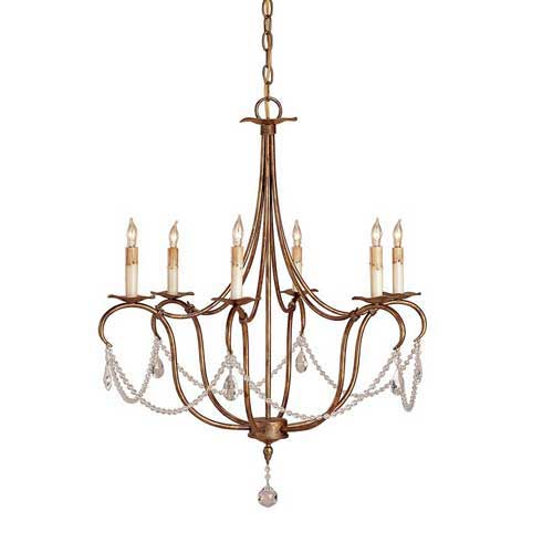 currey light fixtures 9880 crystal light chandelier medium crystal. Black Bedroom Furniture Sets. Home Design Ideas