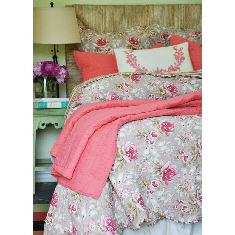 Amity Home Bedding - Luxury Bed Linens - Lindsay Quilt