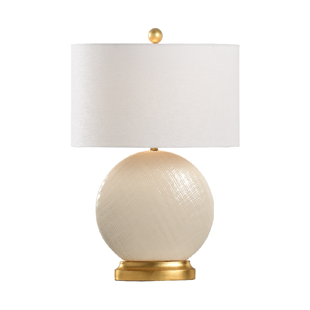 Chelsea House Lighting St Mary Lamp Cream