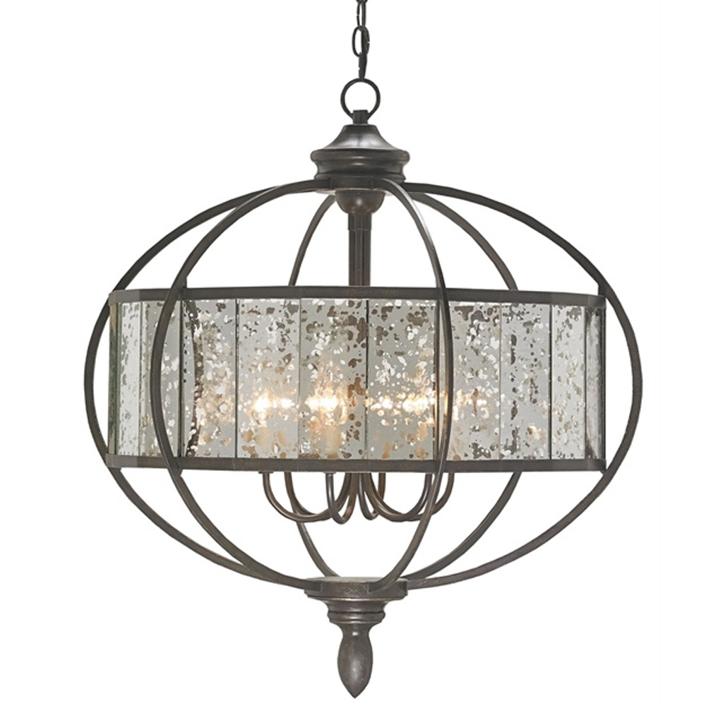 Currey Company Lighting Florence Chandelier