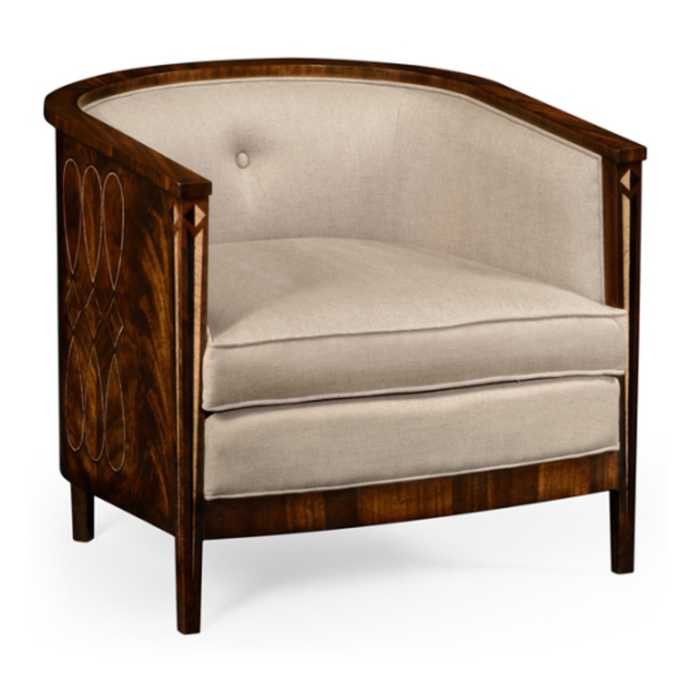 Jonathan Charles Home Knightbridge Tub Chair 495196