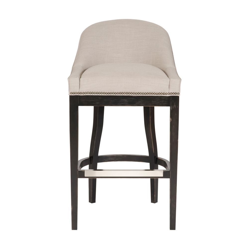 Magnificent Vanguard Calloway Bar Stool Gmtry Best Dining Table And Chair Ideas Images Gmtryco
