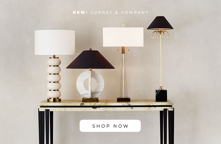 New Currey and Company Luxury Lighting