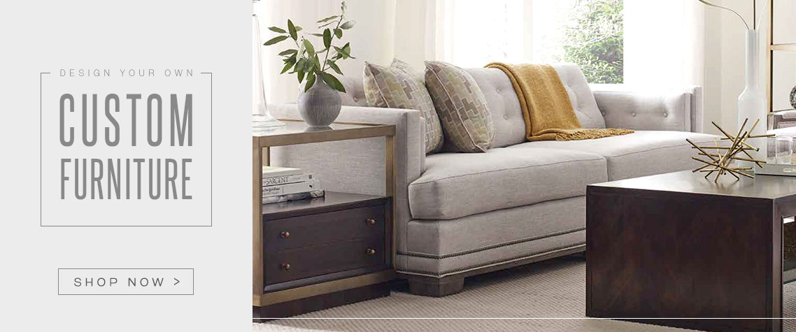 Design Your Own Furniture | Vanguard Custom Furniture at Peace, Love & Decorating