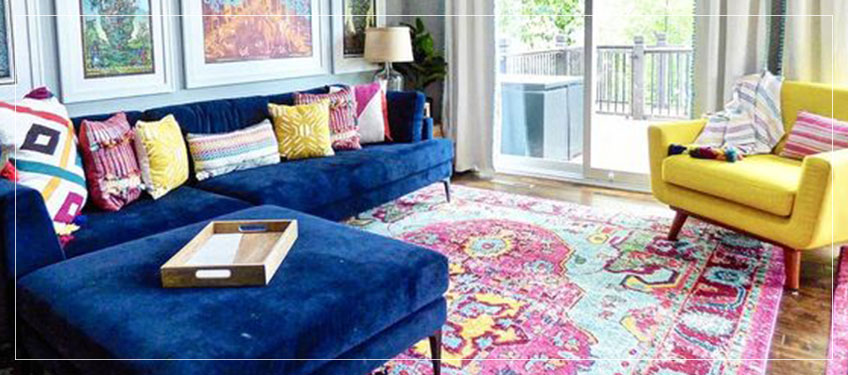 Bold And Bright A Guide To Colorful Home Decor