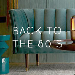 Fall 2019 Home Decor Trend - Back to the 80's