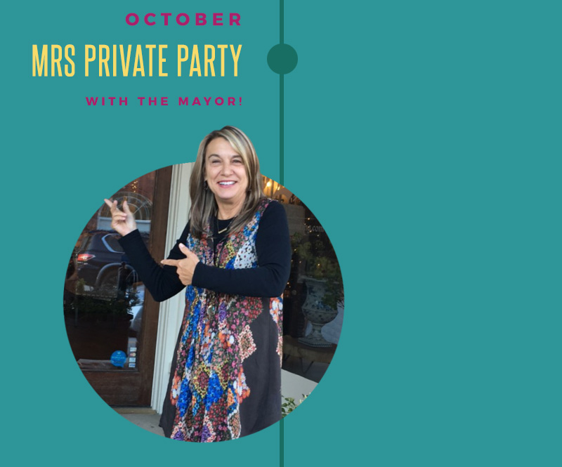 My Royal Sister Private Shopping Party | PLD Private In-store Shopping Party