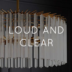 Winter 2018 Home Decor Trend - Loud and Clear Home Decor