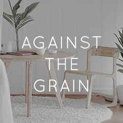 Fall 2018 Home Decor Trend - Against the Grain