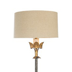 Aidan Gray Floor Lamp | Luxury Home Lighting