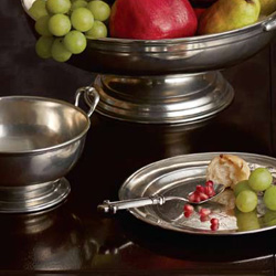 Shop Arte Italica Peltro Dinnerware At Peace, Love & Decorating. FREE SHIPPING on All Orders!