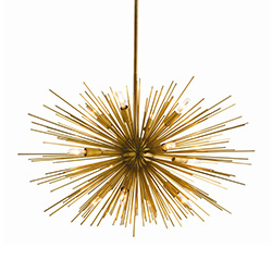 Arteriors Chandelier Light Fixtures