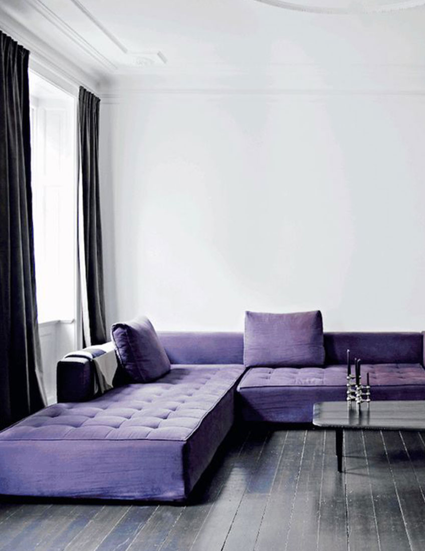Pantone Color of the Year | 2018 Ultra Violet Home Decor