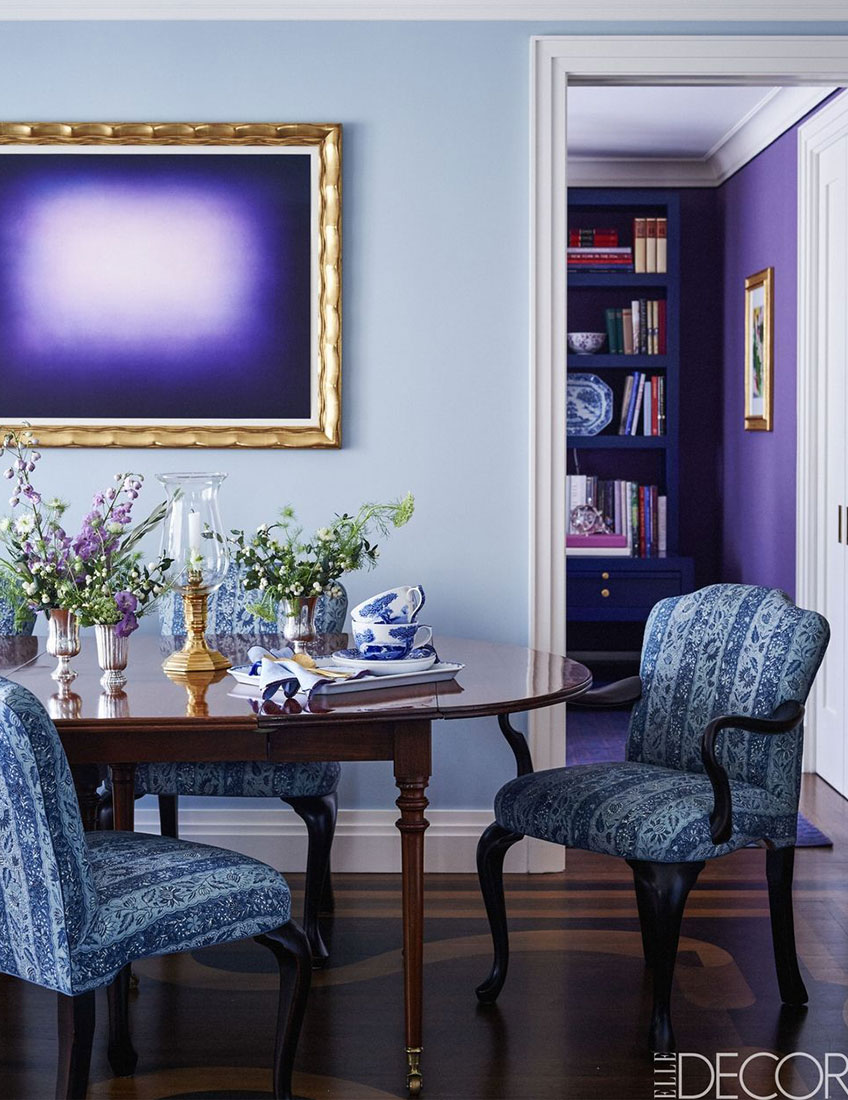 Ultra Violet Home Decor | 2018 Pantone Color of the Year