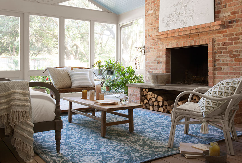 Magnolia Home by Joanna Gaines New 2018 | New Warwick Rug Collection