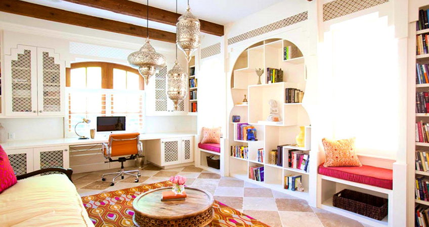 Moroccan Home Decor Trend 2018 | Spring Interior Design Trends