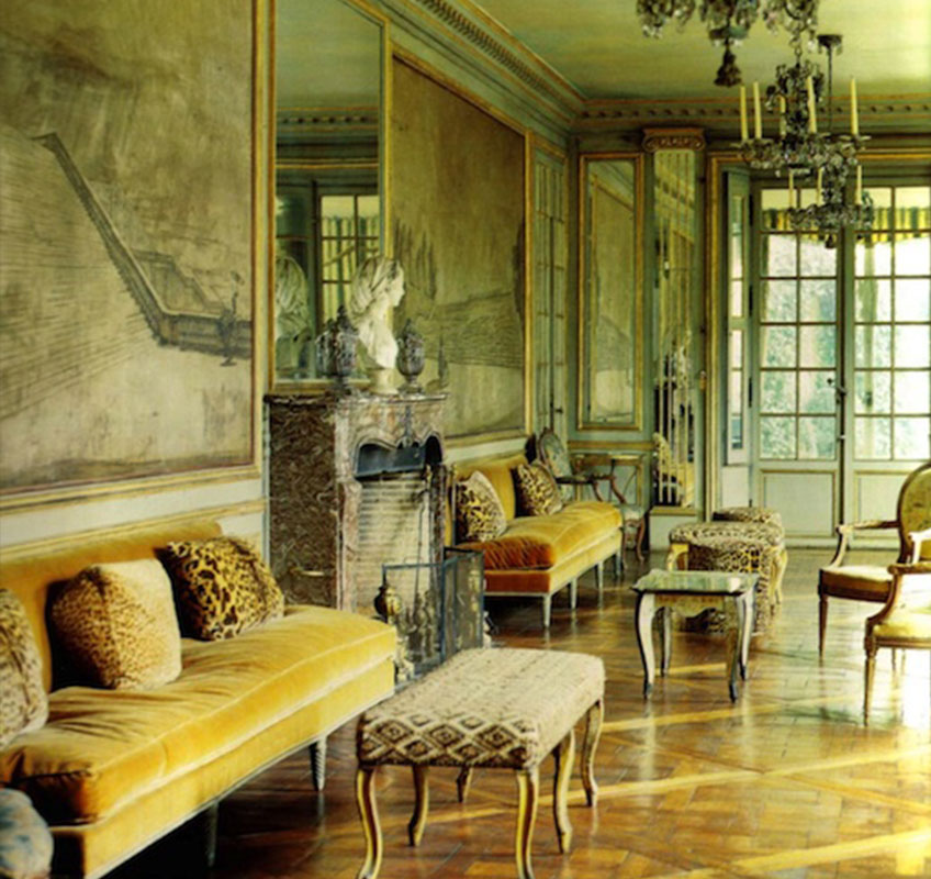 History Of The Interior Design: A History Of Animal Print In Interior Design