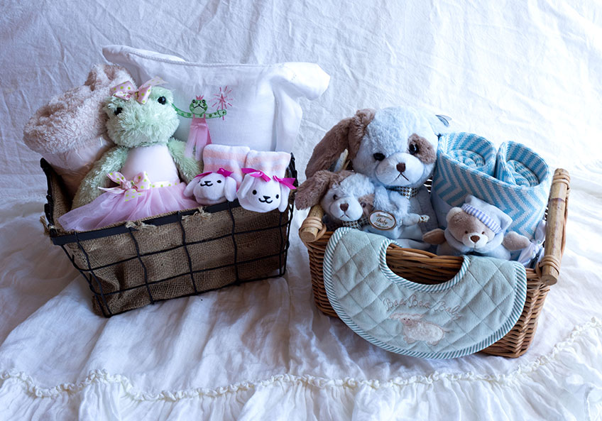 Baby Shower Gift Ideas Create A Gift Basket