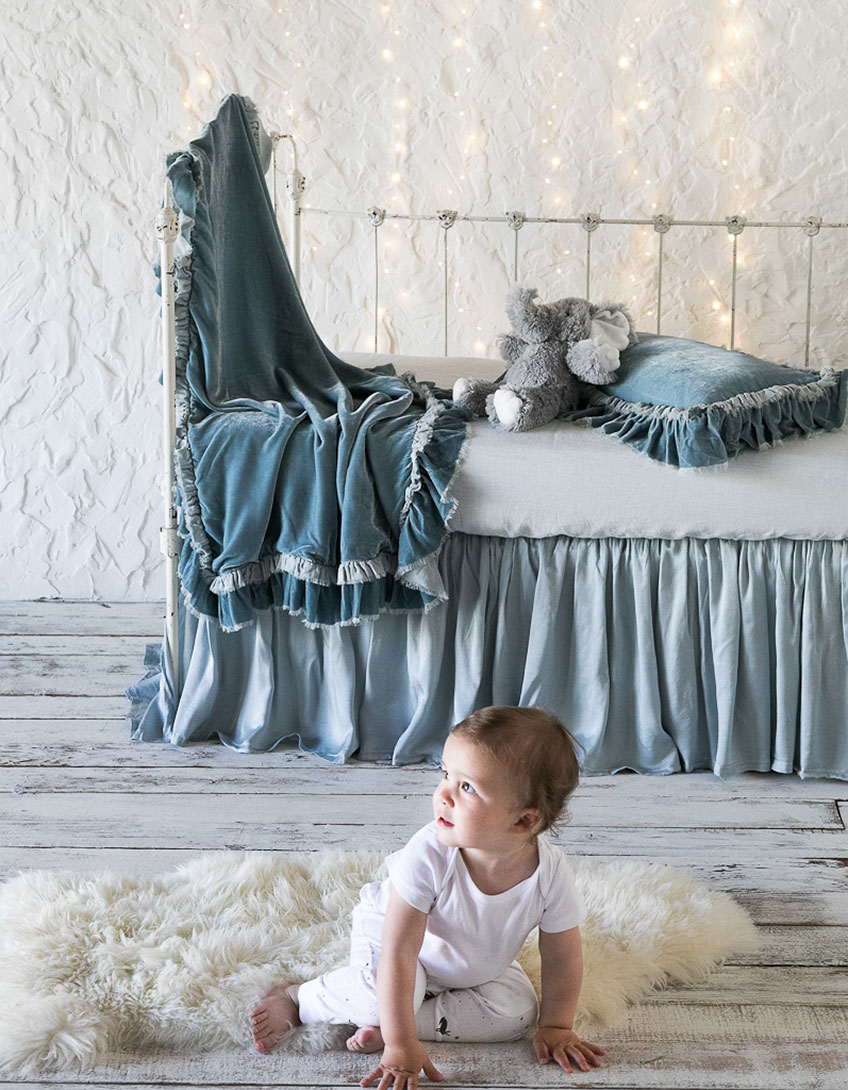 5 Tips for Decorating a Nursery | Peace, Love, And Decoration