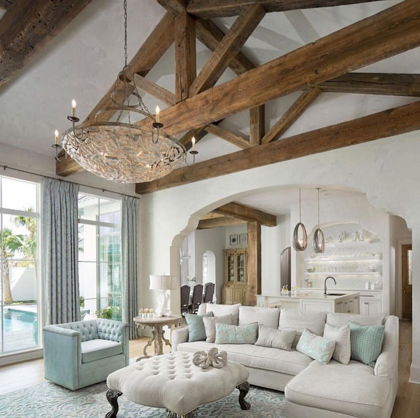 Coastal Interior Design Trend 2018 | Home Decor Trends