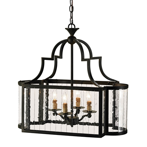 Currey Lighting Godfrey Lantern | PLD Staff Favorites