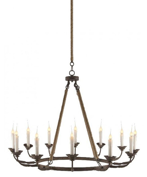 Aidan Gray Consuelo Chandelier | PLD Staff Favorites