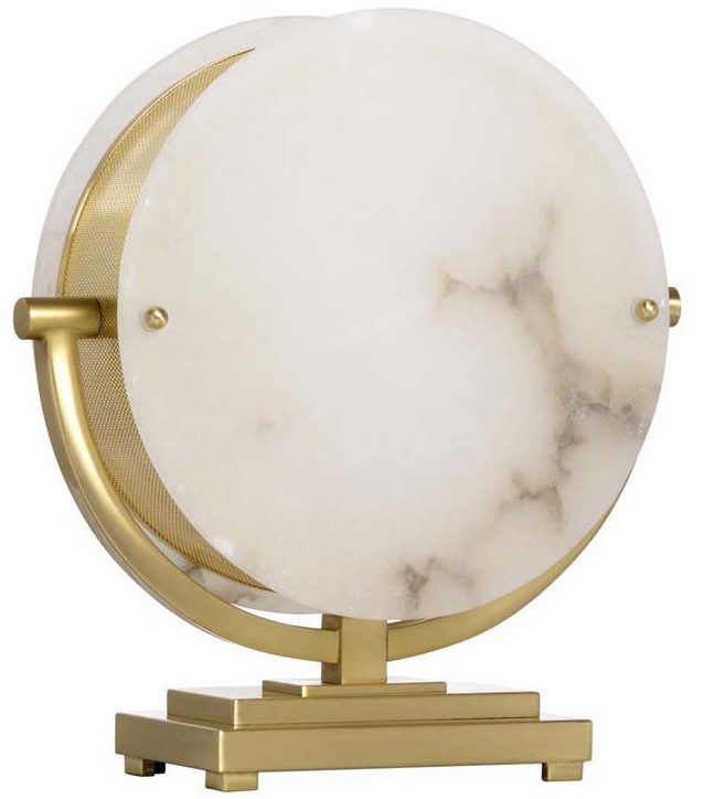 Wildwood Lighting Moon Lamp - Gold | PLD Staff Favorites