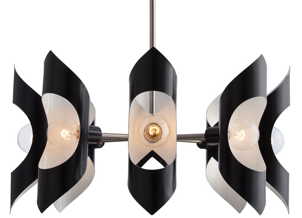 Arteriors Lighting Vickery Chandelier | PLD Staff Favorites