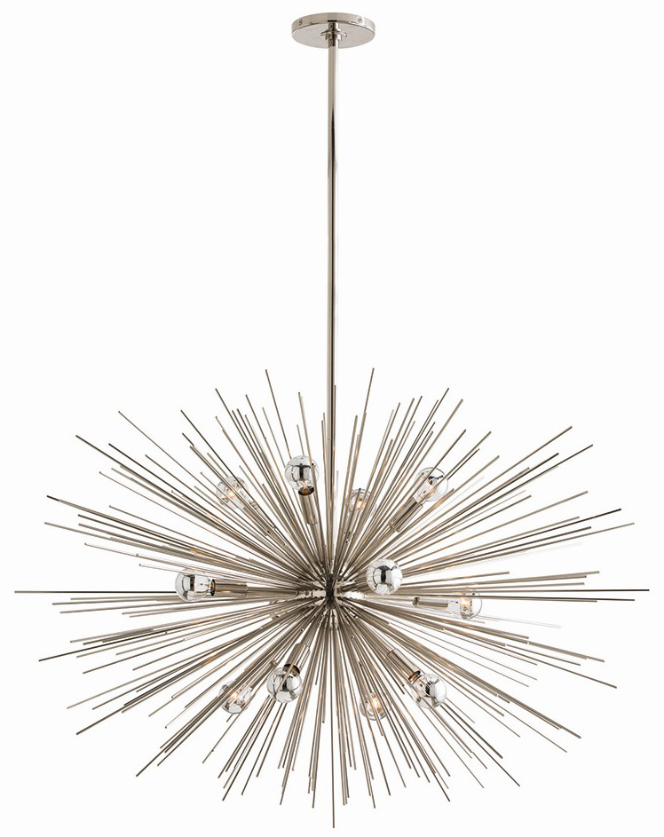 Arteriors Lighting Zanadoo Large Chandelier | PLD Staff Favorites