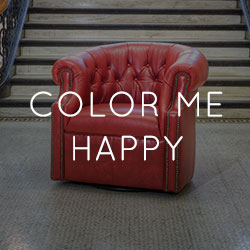 Summer 2018 Home Decor Trend - Color Me Happy