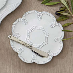 Bread & Appetizer Plates | Dinnerware | Peace, Love & Decorating