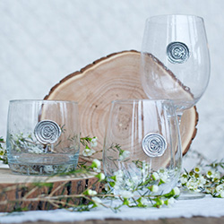 Glassware & Stemware | Peace, Love & Decorating