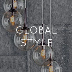 Globe-Style Lighting Fixtures | Interior Design Trend 2017