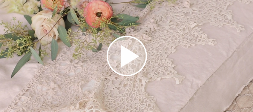 Bella Notte Linens | Spring 2019 Collection | Bella Notte Collection Video